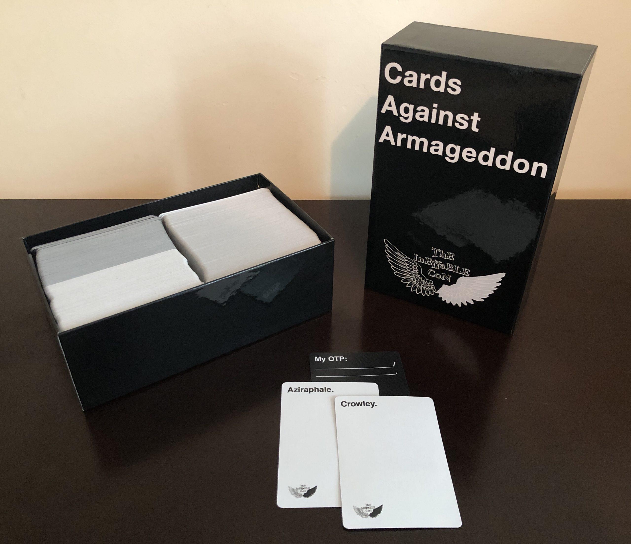 Cards Against Armageddon