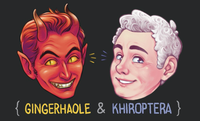 Read more about the article GingerHaole and Khiroptera